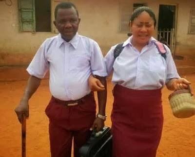 Ngozi and Chiwetalu