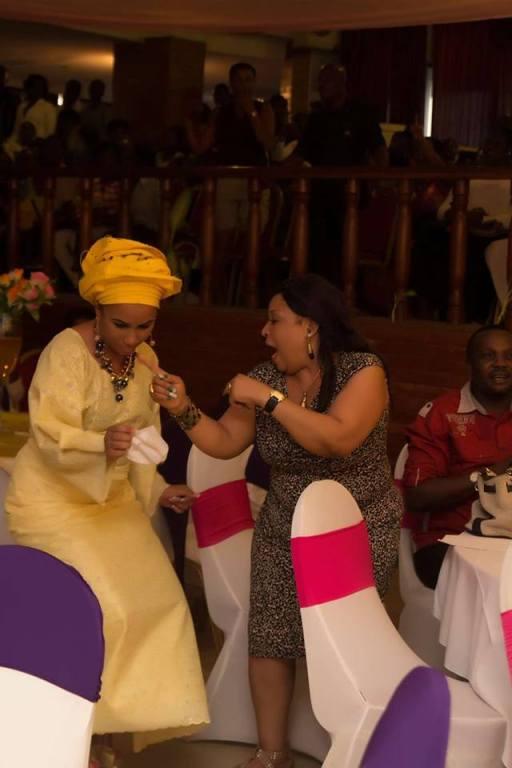 Ngozi Nwosu and Ibinabo