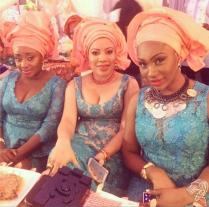 Ini Edo, Monalisa Chinda and Ebube Nwagbo