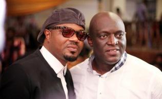 DJ Jimmy Jatt and Sammie Okposo