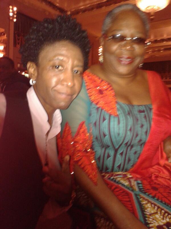 Weird MC and Onyeka Onwenu