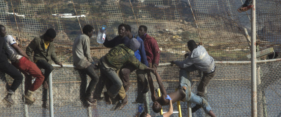 African Migrants to Spain