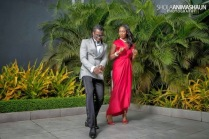 Anita and hubby Paul Okoye pre-wedding photos