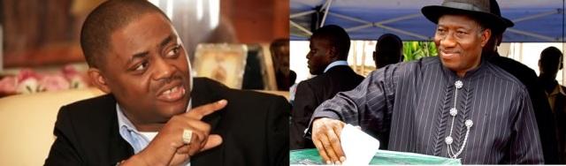 Femi-Fani-Kayode vs President Jonathan