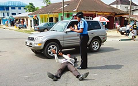 graduate attempts suicide in Uyo Akwaibom state