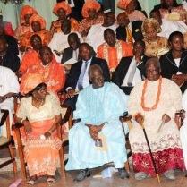 President Jonathan's daughter's wedding 12/04/2014