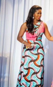 Gorgeous Stephanie Okereke