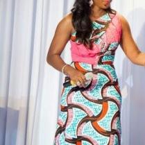 Gorgeous Stephanie Okereke