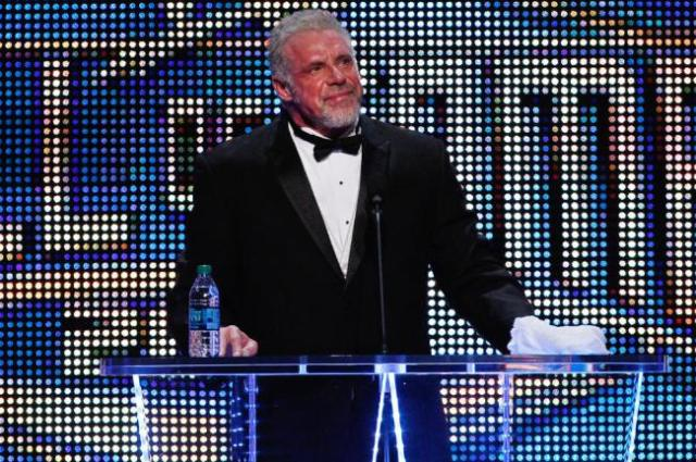 The Ultimate Warrior last public appearance on Monday