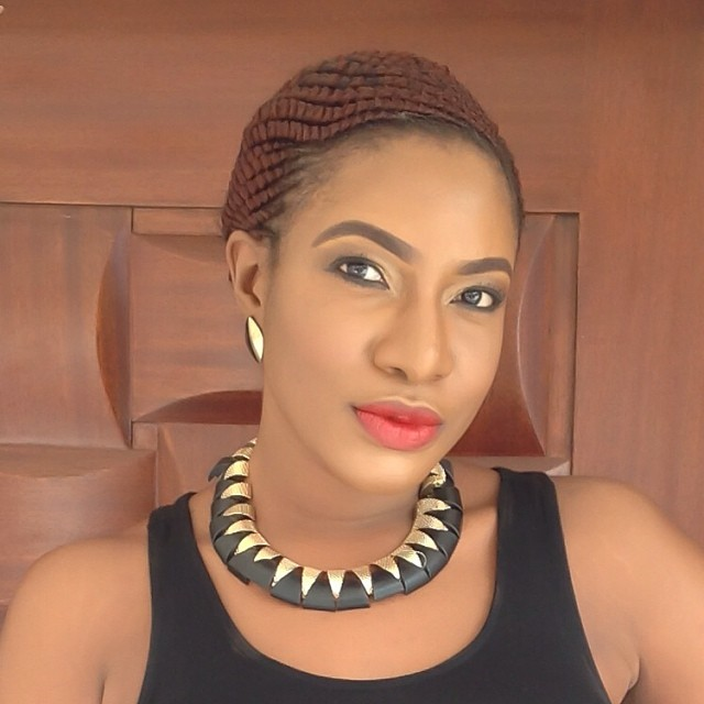 chika ike latest picture