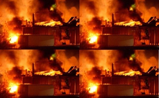 Bomb Explosion in Jos