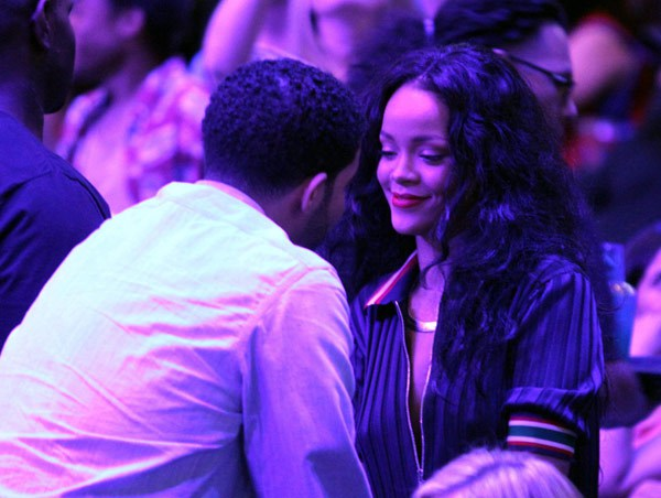 Rihanna and Drake named most powerful couple by Spotify