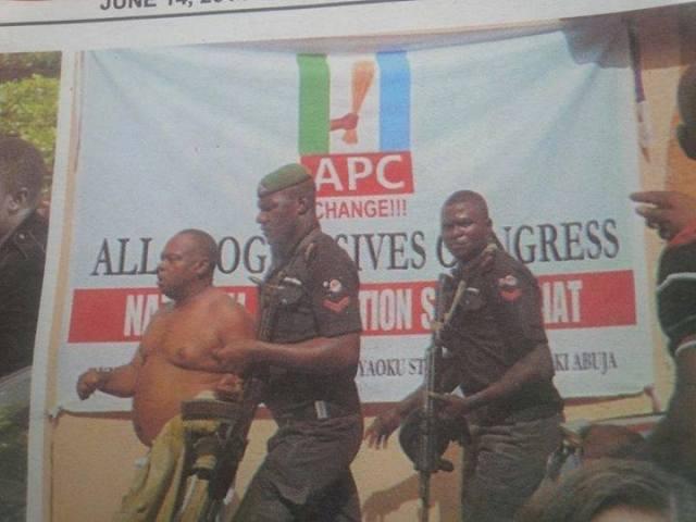 Igbo Party Member