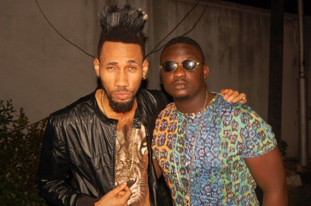 Phyno and Wande Cole