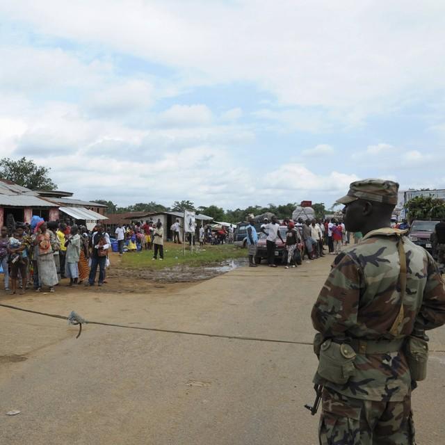 LIBERIA VICTIMS