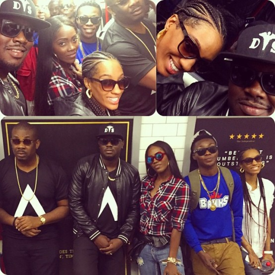 Mavin UK Tour