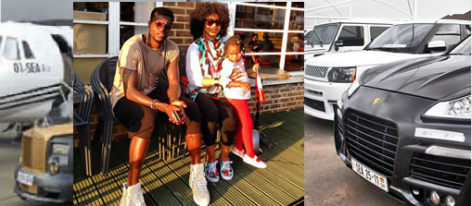 emmanuel_adebayor family